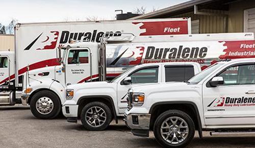 United Oil Trucks