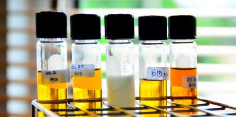 Lubricant Test Samples